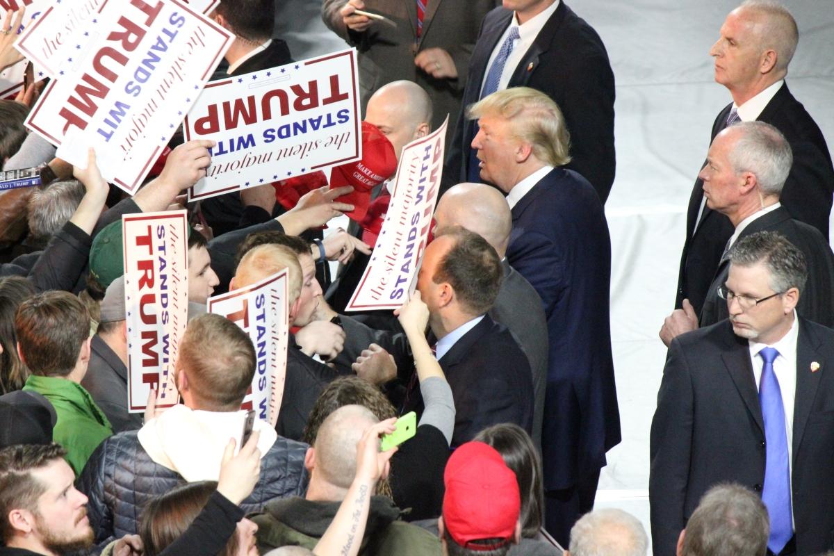 Assault Victim Blames Trump Political Movement For SuckerPunch…Yup