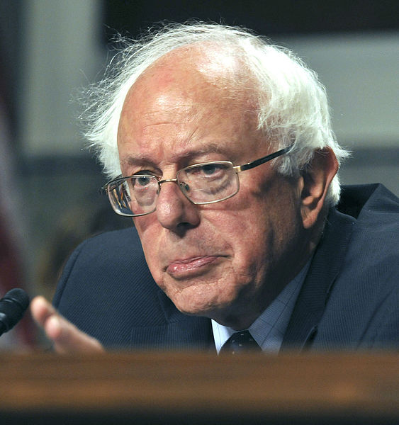 Bernie Sanders Climbs in California, Let The Sweating Begin at DemHQ