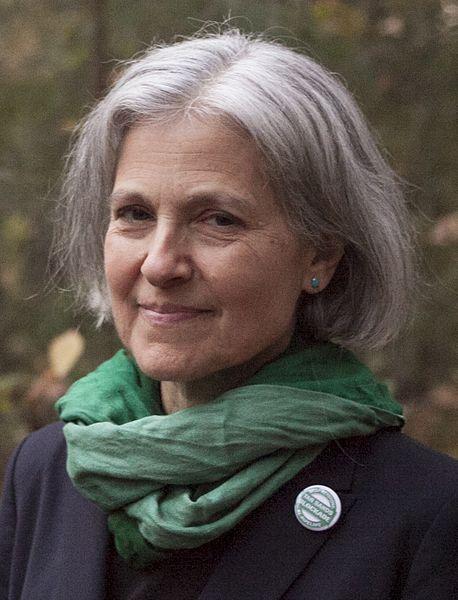 Jill Stein vs. John Oliver….Ugh