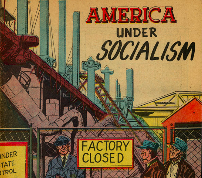 So How Many Times Have You Heard These Tired, Rehashed Arguments Against Socialism?